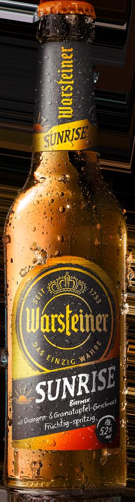 Radler Alkoholfrei Warsteiner Premium Bier